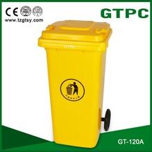 ultrafuerte 120l papelera de reciclaje
