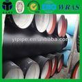 tubos de ferro dúctil e acessórios