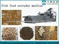 Alimento de pescados que hace la máquina de pellets