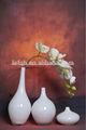 venta al por mayor de lujo buen diseño baratos florero de vidrio para la venta