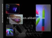 Multi- color de la piel uv marcador segura ch6009 pluma