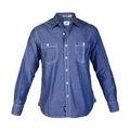 Camisas de algodón de los hombres