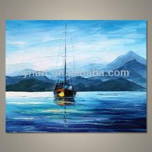 Venta al por mayor hecho a mano imágenes para la pintura sobre lienzo