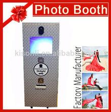 más calientes de cabina de fotos de la máquina expendedora de ventas