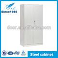 recubrimiento de pvc de acero por encargo de dos puertas del armario