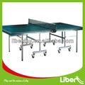 De alta calidad y mejor venta al aire libre mesa de tenis de mesa para la escuela le. Ot. 359