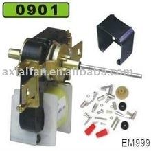 evaporador del motor del ventilador