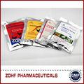 soluble amoxicilina antibotic en polvo de la medicina