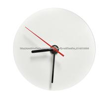 Reloj de pared para sublimación, Reloj diámetro 20cm MDF, Reloj personalizado