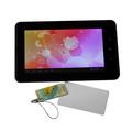 Molde de la nfc tablet pc de 7 pulgadas nfc pos androide tablet pc boxchip a10 cpu con android 4.2 1gb 8g de memoria