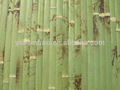 parede de bambu decorativo do painel