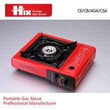 portátil de quemadores de gas con el ce