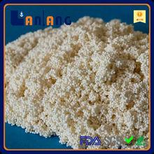 china proveedor de oro de extracción resina de intercambio iónico