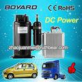 12v alimentado de cc de aire acondicionado 12v compresor de corriente alterna para auto montado en el techo aire acondicionado