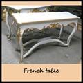 antonieta louis xv tabela do salão francês estilo resina de luxo console de mesa