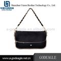 de alta calidad de cuero bolso de mujer g5570