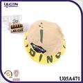 Sombrero de primavera de nuevo modelo sombreros del cubo para los niños