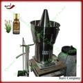 destilador aceite esencial