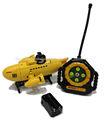 multifuncional 5 ch rc barco de control remoto modelo de submarino