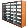 mobiliário escolar biblioteca estante
