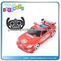 R/c carro de controle remoto carro de polícia r/brinquedos do carro c