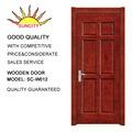 porta do quarto de madeiraSC-W012