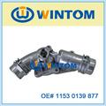Termóstato auto del aluminio para el sistema de enfriamiento auto del motor 1153 0139 877