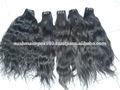 cabelo indiano tecelagem cabelo trama da máquina