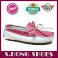 جديد الاطفال gommini سباقلعجلة جلدية الأحذية