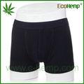 Eco- ambiente de lino ropa interior para hombres
