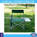 portátil plegable silla de camping playa de pesca al aire libre de ocio asiento de las sillas verde