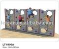 Projeto o mais novo parque infantil de plástico escalada em rocha( lt- 0100a)
