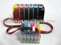 Sistema Tinta Continua para la impresora epson R230 con la nueva viruta auto del reajuste obstrucción vívida