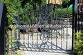 Portões de ferro forjado modelos/portões de ferro modelos/design portão principal da casa