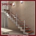 Escalera de acero moderna/recta escalera de acero