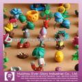 2013 venta caliente de la figura de plástico para el bebé y la promoción del juguete