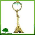 venta torre Eiffel decoración llavero caliente