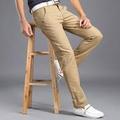 chinos algodão calças calças jeans