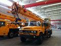 10 toneladas de camiones grúa/hidráulico de la grúa móvil 10 tonelada