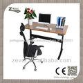 mesa de trabalho ajustável em altura