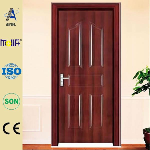 Afol puertas met licas de alta calidad para exteriores - Modelos de puertas metalicas para casas ...