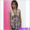 nuevo producto oem no1 hecho en china diseño de vestido de las mujeres vestido de verano vestido