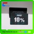 impresión de tarjetas de banda magnética maker de banda magnética hico y 2750oe tarjetas de banda magnética