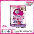 Las niñas de la belleza espejo seguro del corazón- en forma de cosméticos intelectual kits de juegos para los niños