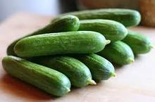 fresca de pepino