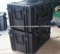 impermeables cajas de herramientas de plástico duro con ruedas