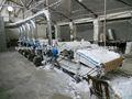Máquina de reciclaje de material textil