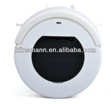 Mini 2013 bajo nivel de ruido de vacío robot limpiador, de remanentes de vacío robot limpiador