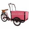china tres ruedas de carga eléctrica de motos para la venta