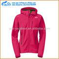 personalizada cazadora chaqueta de cáscara suave para las mujeres el lote de acciones